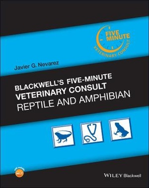Blackwell's Five-Minute Veterinary Consult: Reptile and Amphibian